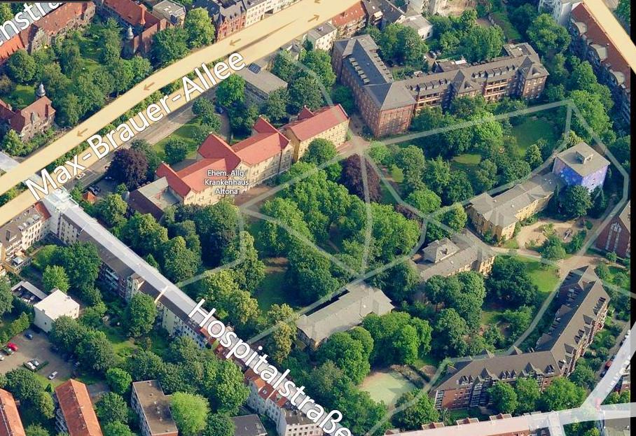 Haus3-Park Nordansicht